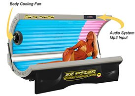 commercial Tanning bed